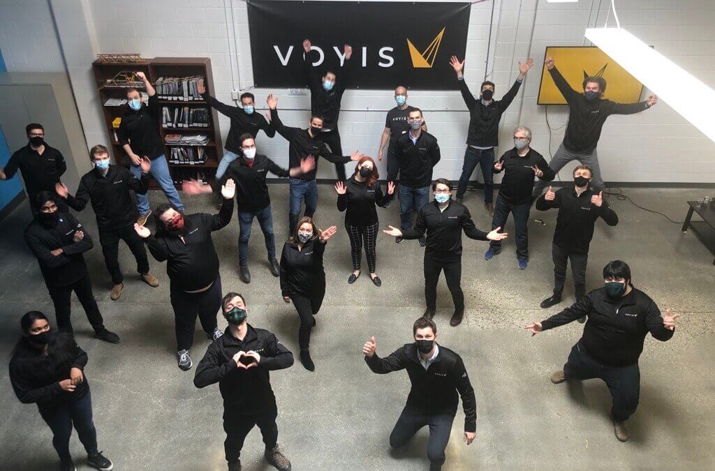 We're Excited to Reintroduce Ourselves as Voyis