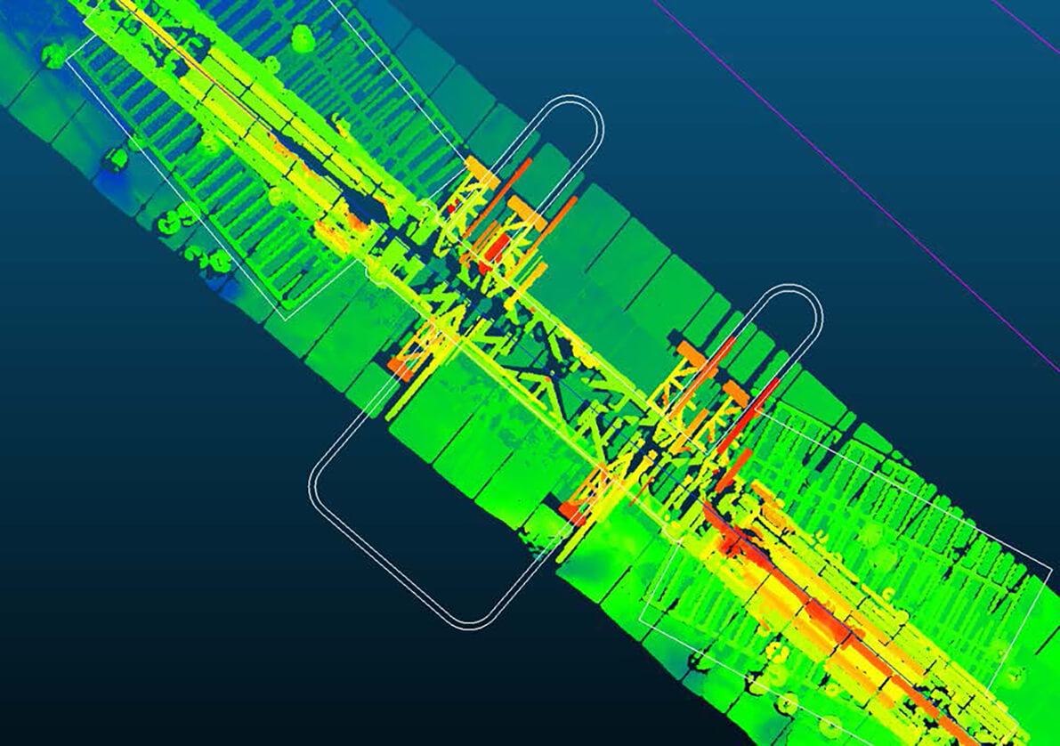 auv-based pipeline surveying 3D data results