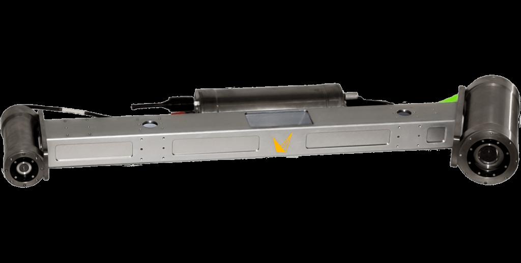 Voyis Insight Pro underwater laser scanner