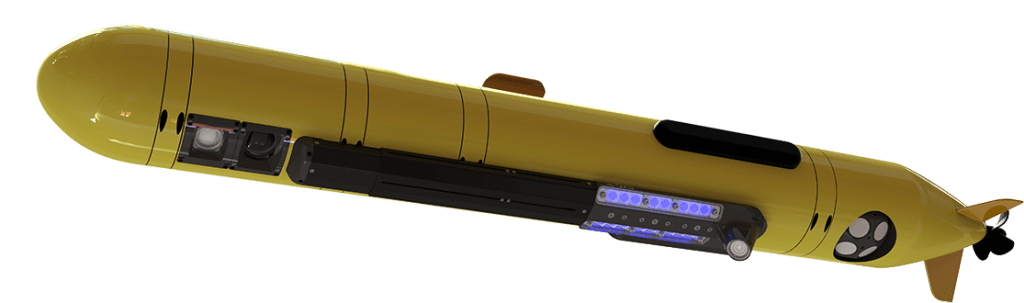 Voyis Recon Payload - For Remote Mine Identification Missions